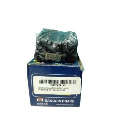 Pastilla Freno 7253 Caribe / LUV