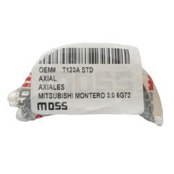 Axiales De Cigueñal Mitsubishi Montero 3.0 STD 6g72