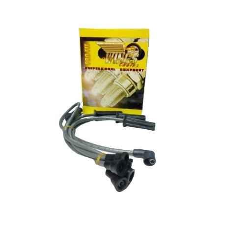 Cables de Bujia Fiat 147 / Uno / Spazio 1.3 Wings