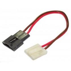 Conector Regulador Voltaje Chevrolet (extensión)