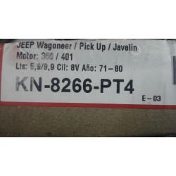 Juego Empacaduras Jeep 360 /401 71-80 ( sin gorros ni cuello)