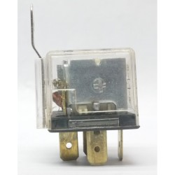 Relay 5 Patas 12V Heavy Duty / 80 Amp Transparente